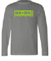 Picture of Bayside - USA-Made Long Sleeve T-Shirt (6100)