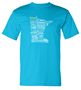 Picture of Bayside - USA-Made Short Sleeve T-Shirt (5100) (W)